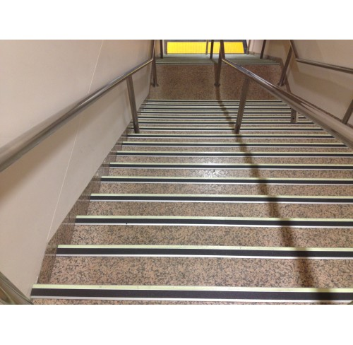 IPS safety stair nosing